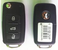 volkswagen beetle anahtarı