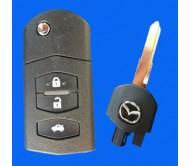 Mazda 3 anahtarı
